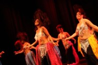 END OF TERM STUDENT BELLY DANCE PERFORMANCES JULY 2012