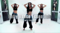MELISSA BELLY DANCE DVDs ESSENTIALS & HIP HOP