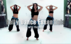 MELISSA BELLY DANCE DVDs ESSENTIALS & HIP HOP