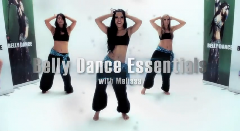Melissa Belly Dance Essentials DVD Download