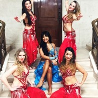 HIRE A BELLY DANCING BELLY DANCER