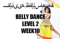 BELLY DANCE LEVEL 2 WK10 JAN-APR2017
