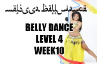 BELLY DANCE LEVEL 4 WK9 APR-JULY 2019