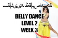 BELLY DANCE LEVEL 2 WK3 SEPT-DEC 2018