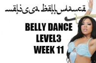 BELLY DANCE LEVEL3 WK11 SEPT-DEC 2019