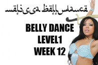 BELLY DANCE LEVEL1 WK12 SEPT-DEC 2019