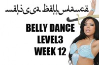 BELLY DANCE LEVEL 3 WK12 JAN-APR 2019