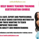 MELISSA TEACHER TRAINING