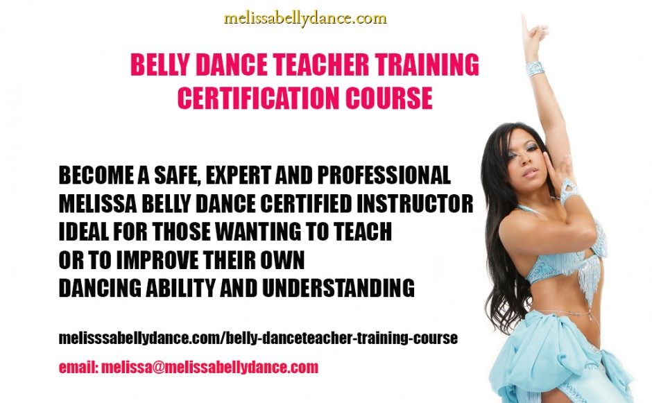 BELLY DANCE TEACHER TRAINING COURSE