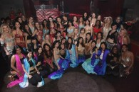 BELLY DANCING TO BUILD WEAK MUSCLES AND MUSCULAR ATROPHY