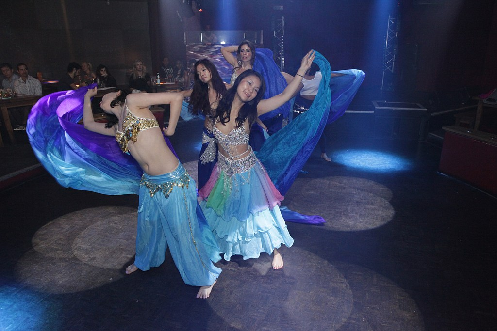 how to belly dance easy