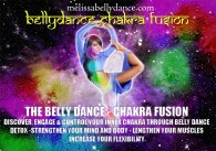 BELLY DANCE CHAKRA FUSION
