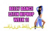 LATIN BELLY DANCE HIPHOP WK11 SEPT-DEC 2018