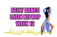 BELLY DANCE HIPHOP WK12 JAN-APR 2019