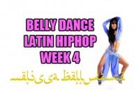 LATIN BELLY DANCE HIPHOP WK4 SEPT-DEC 2018