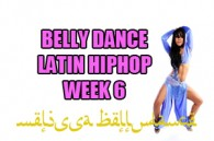 LATIN BELLY DANCE HIPHOP WK6 JAN-APR 2019