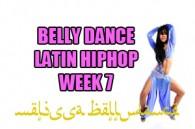 LATIN BELLY DANCE HIPHOP WK7 SEPT-DEC 2018