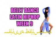 LATIN BELLY DANCE HIPHOP WK9 SEPT-DEC 2018