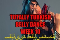 TOTALLY TURKISH BELLY DANCE WK10 SEPT-DEC2016