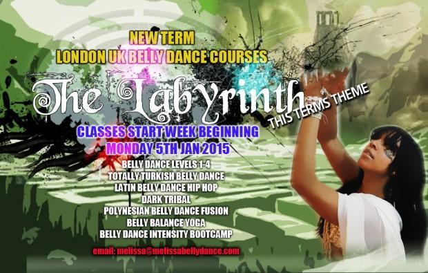 The Labyrinth JANu TERM2015