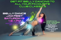 BELLY DANCE TO CLUB CLASSICS AND YOUR FAVOURITE SONGS