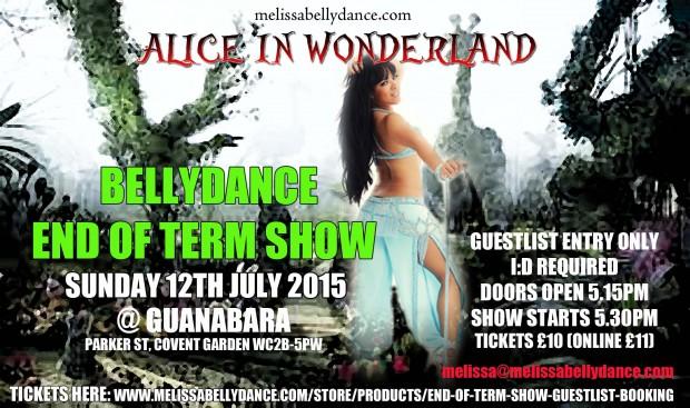 Alice show