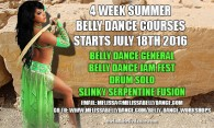 BELLY DANCE BOOTCAMP WORKOUT TAHITIAN FUSION