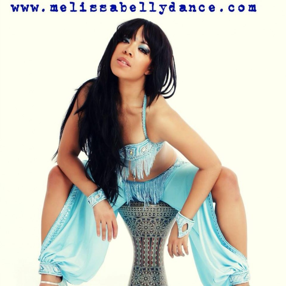 Drum Solo Belly Dance @ Studio 339, Euston Rd/Warren St | England | United Kingdom