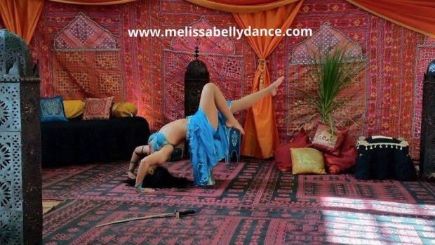 melissa belly dance