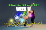 BELLY DANCE JAMFEST WK11 SEPT-DEC2017