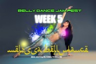 BELLY DANCE JAMFEST WK5 SEPT-DEC2017