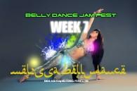 BELLY DANCE JAMFEST WK7 SEPT-DEC2017