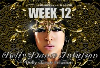 BELLY DANCE INFUSION WK12 SEPT-DEC2017