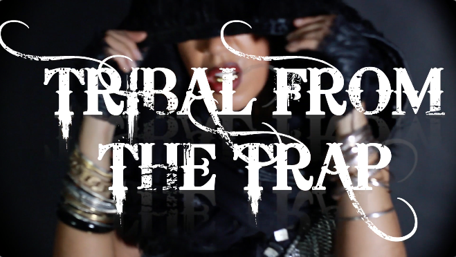 Tribal Belly Dance From The Trap