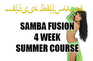 SAMBA BELLY DANCE FUSION @ Studio 339, The Basement | England | United Kingdom