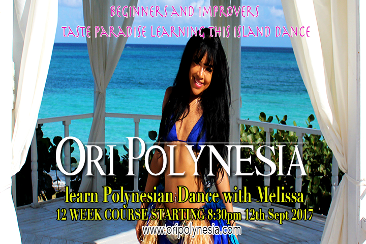 Ori Polynesia @ Fitness First Cottons Branch London Bridge | England | United Kingdom