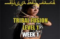 TRIBAL FUSION BELLY DANCE LEVEL1 WK1 SEPT-DEC 2019