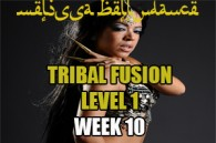 TRIBAL FUSION LEVEL 1 WK10 APR-JULY 2019