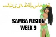 SAMBA FUSION WK9 SEPT-DEC 2018