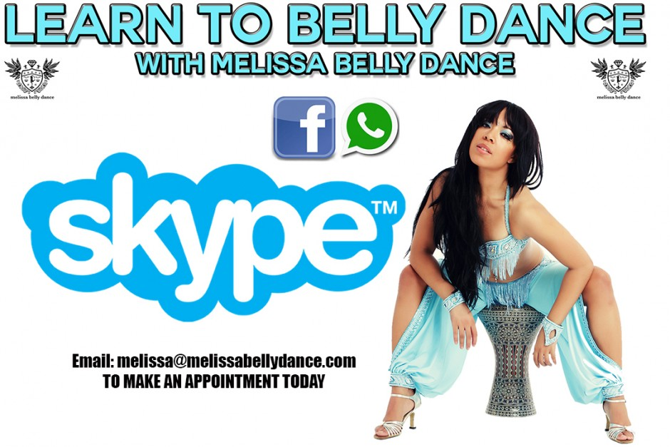 Skype or facebook lessons with melissa