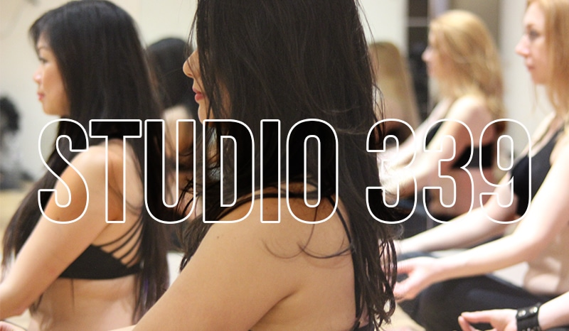 studio 339 classes near me
