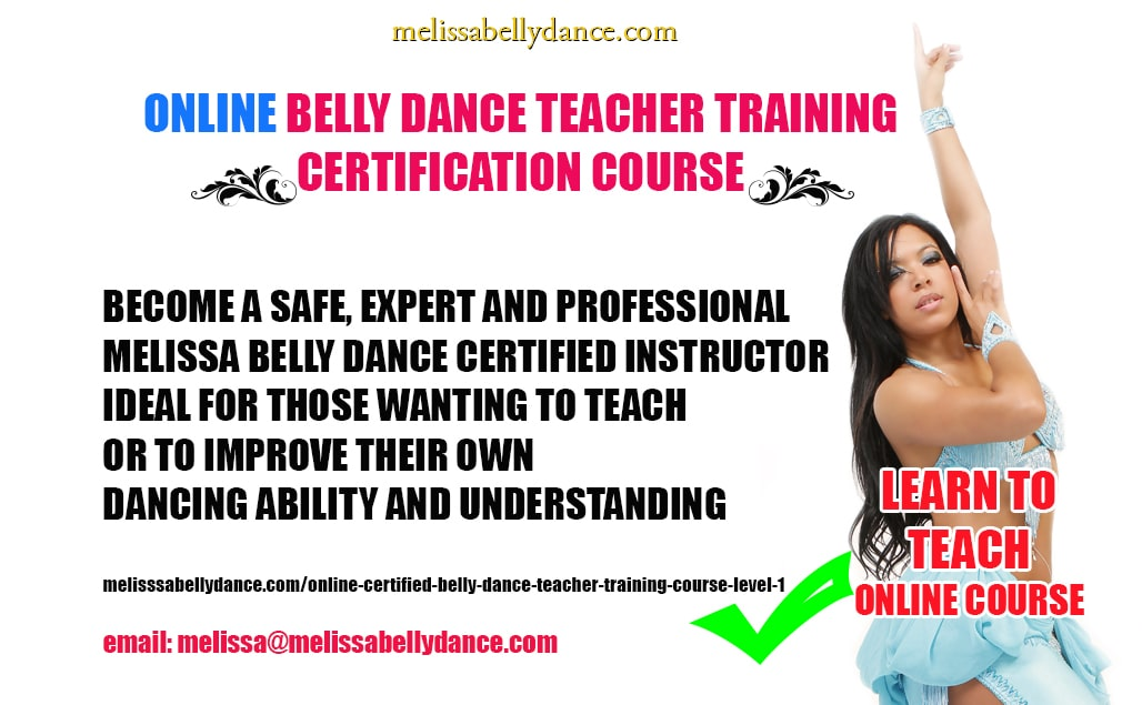 ONLINE BELLY DANCE TEACHER TRAINING COURSE