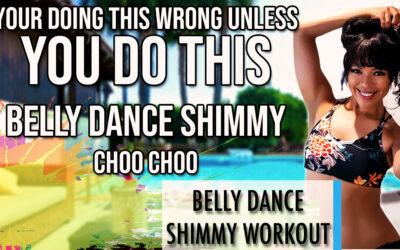 Beginner Belly Dance Class Shimmy Workout